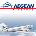 Αegean Airlines Πτήσεις για Θεσσαλονίκη