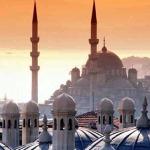 αεροπορικά εισιτήρια για Κωνσταντινούπολη