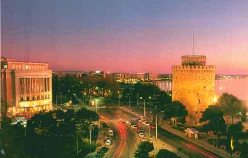 φθηνά αεροπορικά εισητήρια για Θεσσαλονίκη